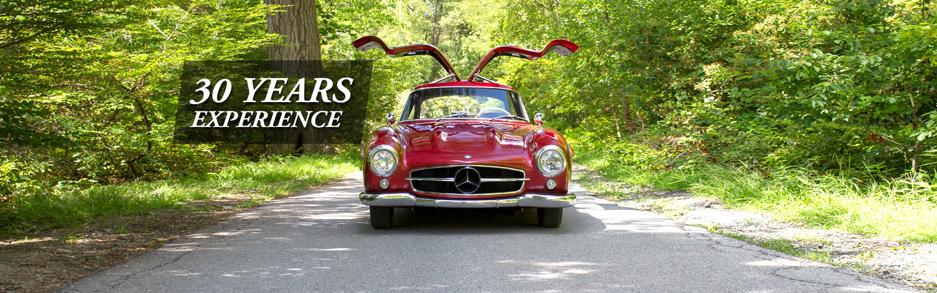 Classic Car Dealers We Buy Classic Cars Gullwing Motor Cars - Sell classic cars